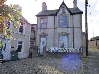 4 Bedrooms Detached House for sale in Y Maes, Nefyn, Pwllheli, Gwynedd, LL53