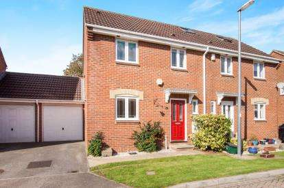 3 Bedrooms Semi Detached House for sale in Elizabeth Way, Mangotsfield, Bristol, Gloucestershire