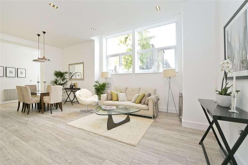 3 Bedrooms Flat for sale in Bridgeman Road, Barnsbury, N1