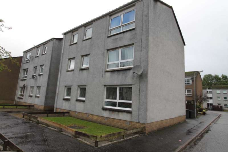 2 Bedrooms Flat for sale in Greenhill Drive, Linwood