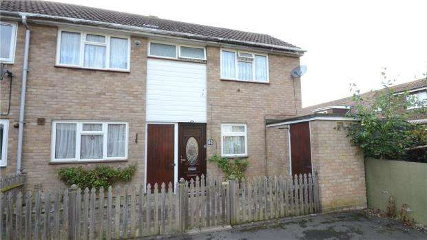 3 Bedrooms End Of Terrace House for sale in Vandyke, Bracknell, Berkshire