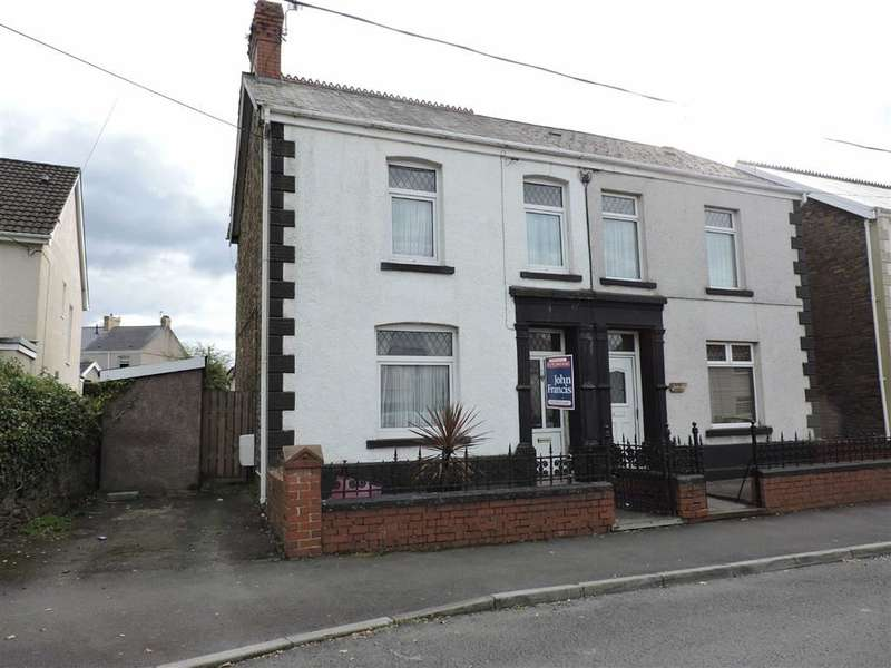 3 Bedrooms Property for sale in Caecerrig Road, Pontarddulais