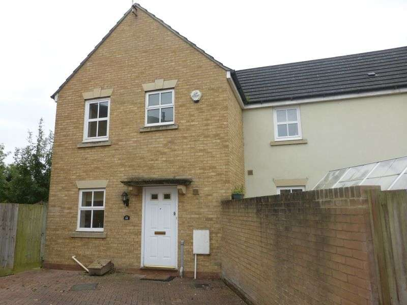 3 Bedrooms Terraced House for sale in Century Park, Yeovil