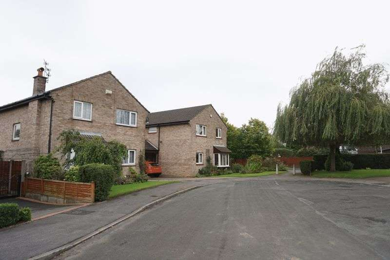 4 Bedrooms Detached House for sale in Duncombe Close, Bramhall