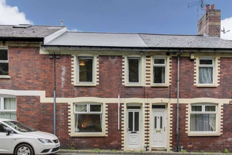 3 Bedrooms Terraced House for sale in Foundry Road, Pontypool