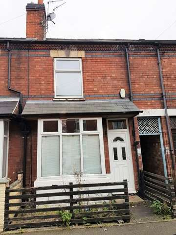 3 Bedrooms Terraced House for sale in 3 Bedroom Mid-Terraced House For Sale, Carlton Street, Horninglow