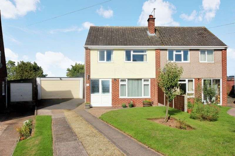 3 Bedrooms Semi Detached House for sale in St. Judes Avenue, Studley