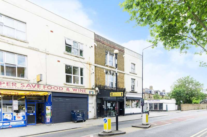 1 Bedroom Flat for sale in Tulse Hill, Brixton, SW2