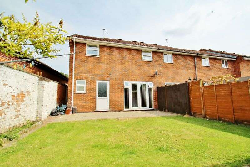 3 Bedrooms Semi Detached House for sale in Necton Street, Syston, Leicestershire