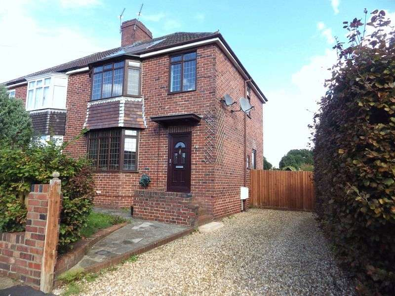 3 Bedrooms Semi Detached House for sale in Elberton Road, Coombe Dingle