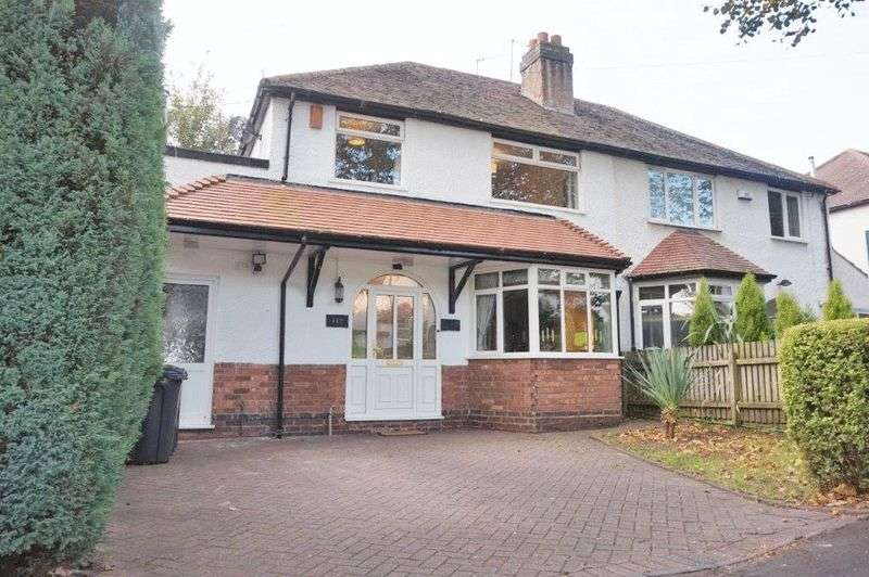 3 Bedrooms Semi Detached House for sale in Blenheim Road, Moseley - SEMI-DETACHED FAMILY HOME IN PRIME MOSELEY LOCATION!!