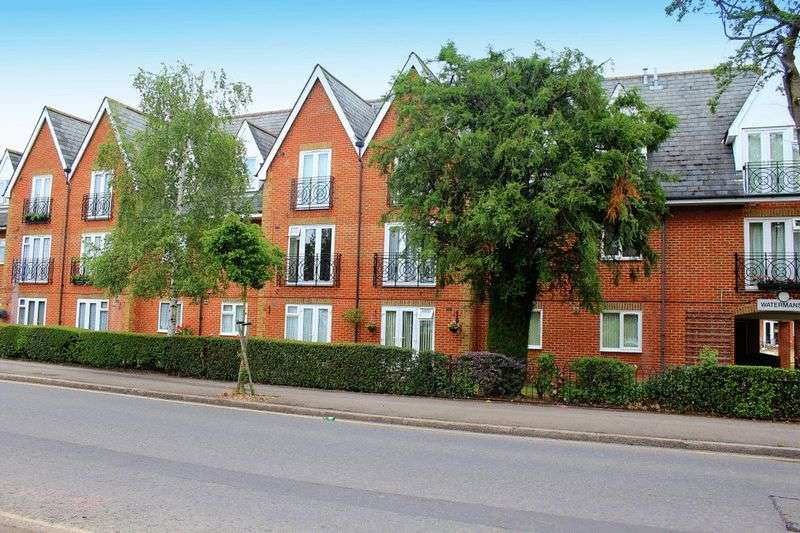 1 Bedroom Retirement Property for sale in Watermans, Romford, RM1 3QZ