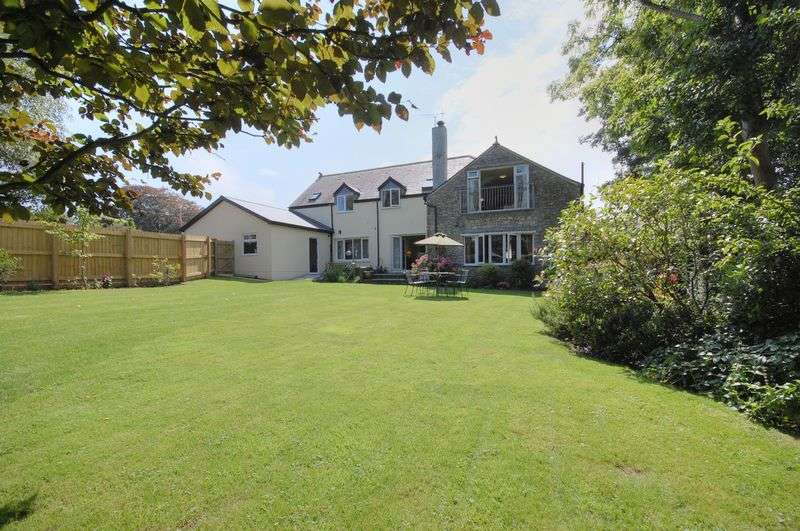 4 Bedrooms Detached House for sale in Old School House, Cardiff Road, Cowbridge, CF71 7EP