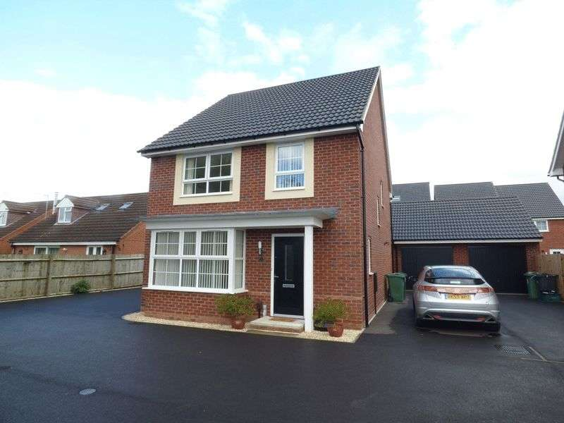 4 Bedrooms Detached House for sale in Churchdown Lane, Gloucester