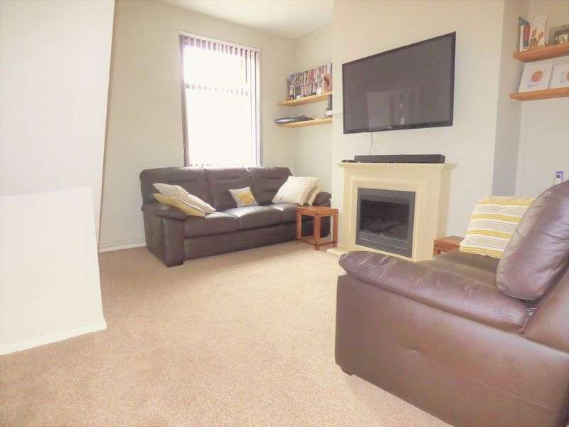2 Bedrooms Terraced House for sale in 15 Yarrow Road, Chorley, PR6 0LX