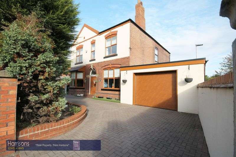 4 Bedrooms Detached House for sale in Hamilton Street, Atherton, Manchester, Greater Manchester.