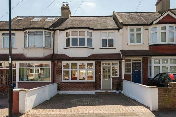 3 Bedrooms Terraced House for sale in De Frene Road, Sydenham