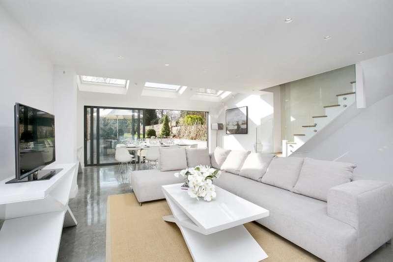 4 Bedrooms Terraced House for sale in Petersham Road, Petersham, TW10