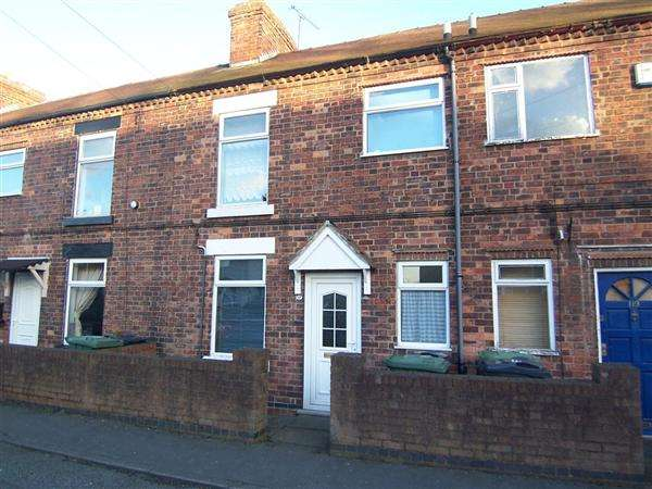 3 Bedrooms Terraced House for sale in Milnhay Road, Langley Mill