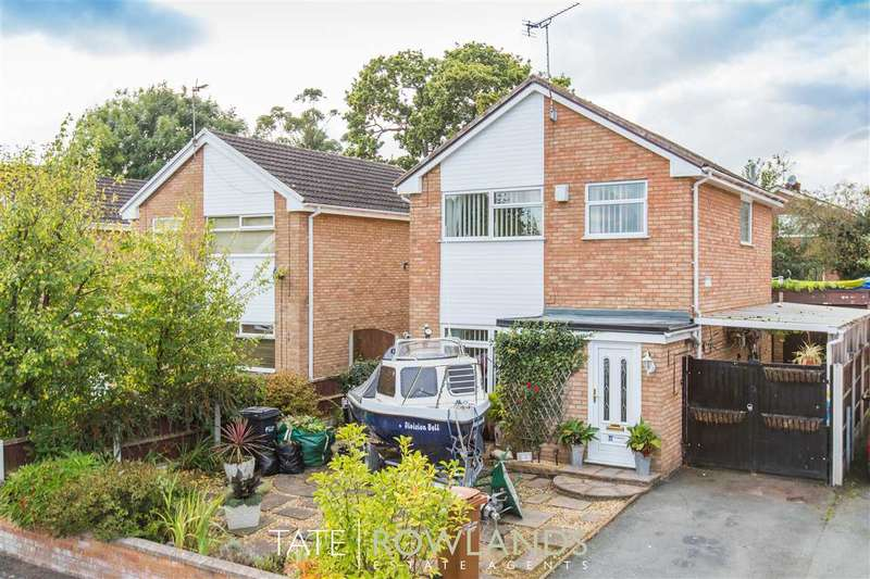 3 Bedrooms Detached House for sale in Eccleston Road, Higher Kinnerton