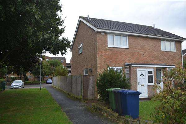 2 Bedrooms Semi Detached House for sale in Abbots Close, Cambridge