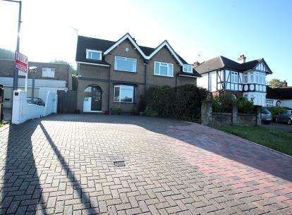 3 Bedrooms Semi Detached House for sale in Tring Road, Dunstable, Bedfordshire