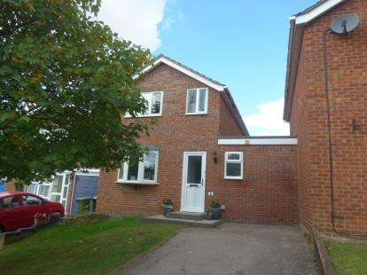3 Bedrooms Link Detached House for sale in Bideford Green, Leighton Buzzard, Bedfordshire, .