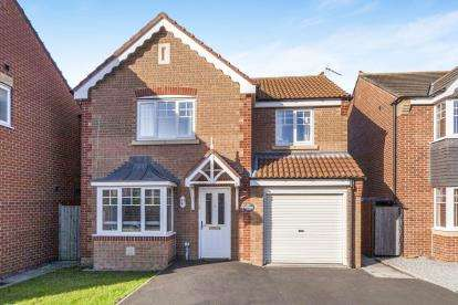 3 Bedrooms Detached House for sale in Cottingham Grove, Thornley, Durham, DH6