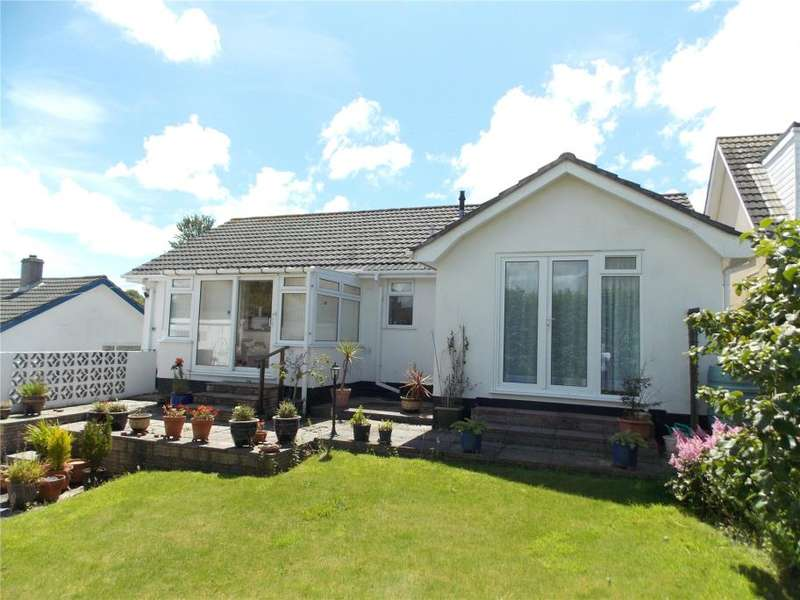 3 Bedrooms Detached Bungalow for sale in Lanyon Road, Playing Place, Truro