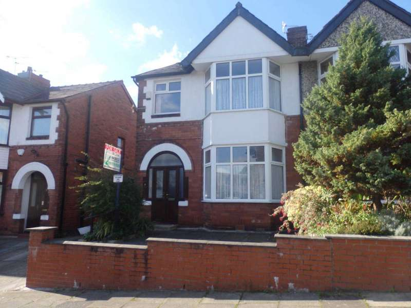 3 Bedrooms Semi Detached House for sale in Woodsley Road, Smithills
