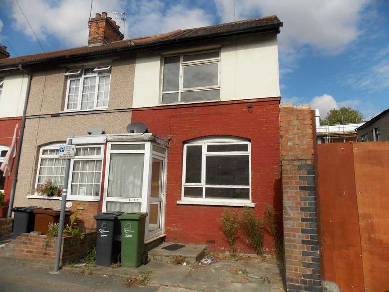 2 Bedrooms End Of Terrace House for sale in Morley Road, Barking