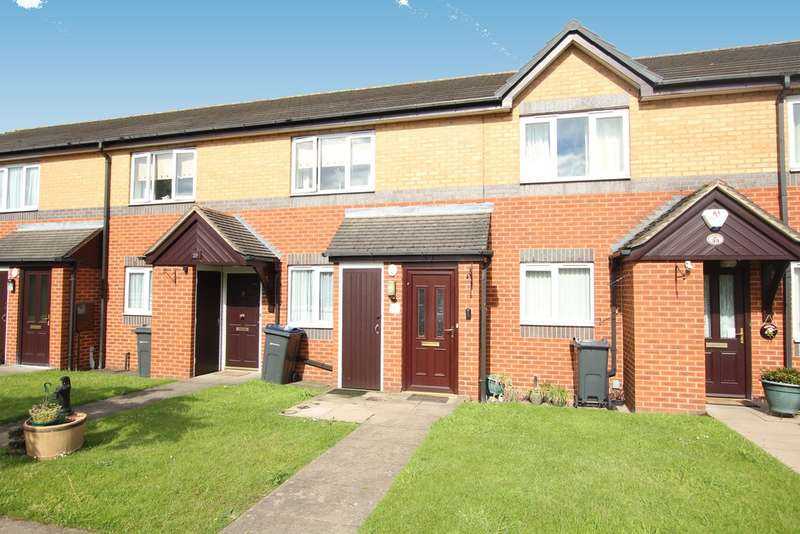 2 Bedrooms Maisonette Flat for sale in Kimble Grove, Pype Hayes, B24 0RW