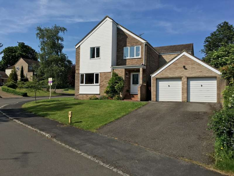 4 Bedrooms Detached House for sale in Steeple Aston