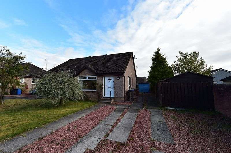 2 Bedrooms Semi Detached Bungalow for sale in Primrose Place, Eliburn, Livingston EH54 6RN