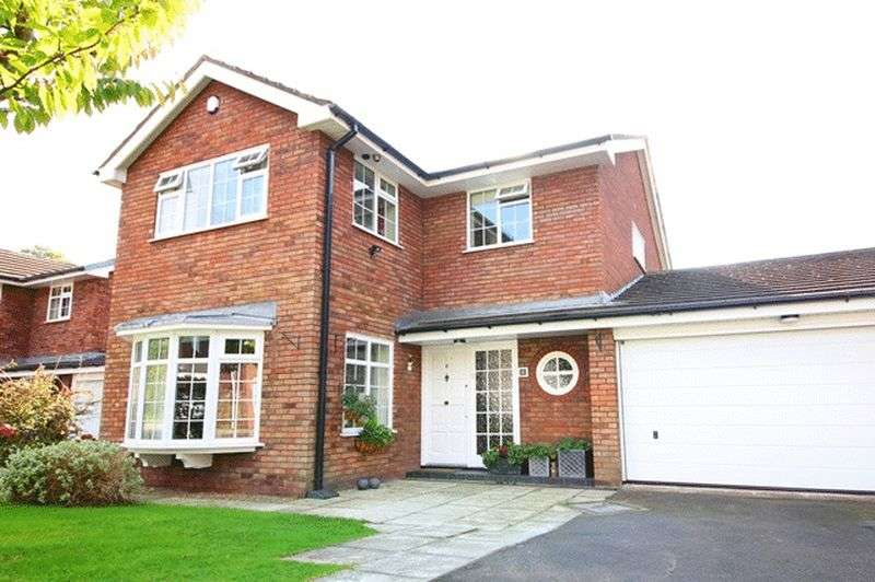 4 Bedrooms Detached House for sale in Wirral View, Grassendale, Liverpool, L19