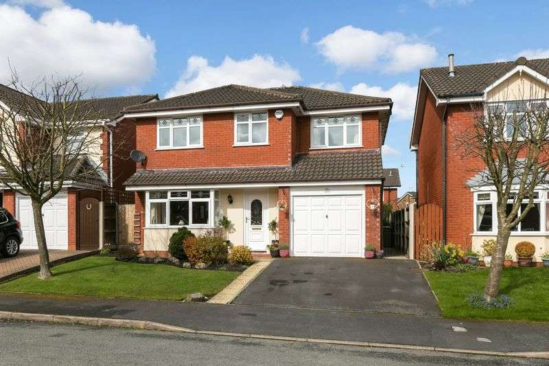4 Bedrooms Detached House for sale in Havenwood Road, Whitley, WN1 2PA