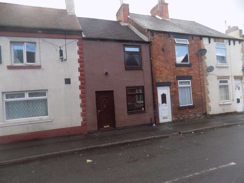 2 Bedrooms Terraced House for sale in Netherton Road, Worksop
