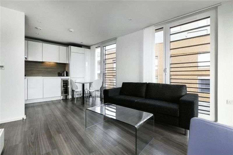 2 Bedrooms Flat for sale in Aurora Apartments, Buckhold Road, London, SW18