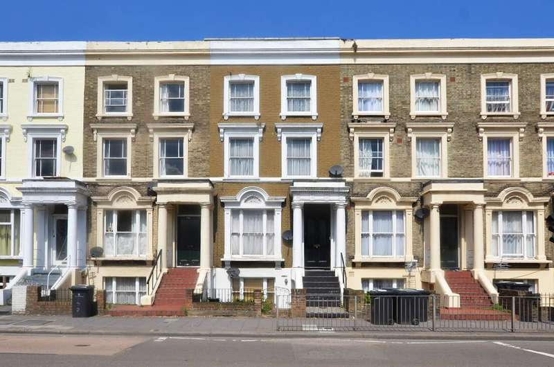1 Bedroom Maisonette Flat for sale in Coldharbour Lane, Camberwell, SE5