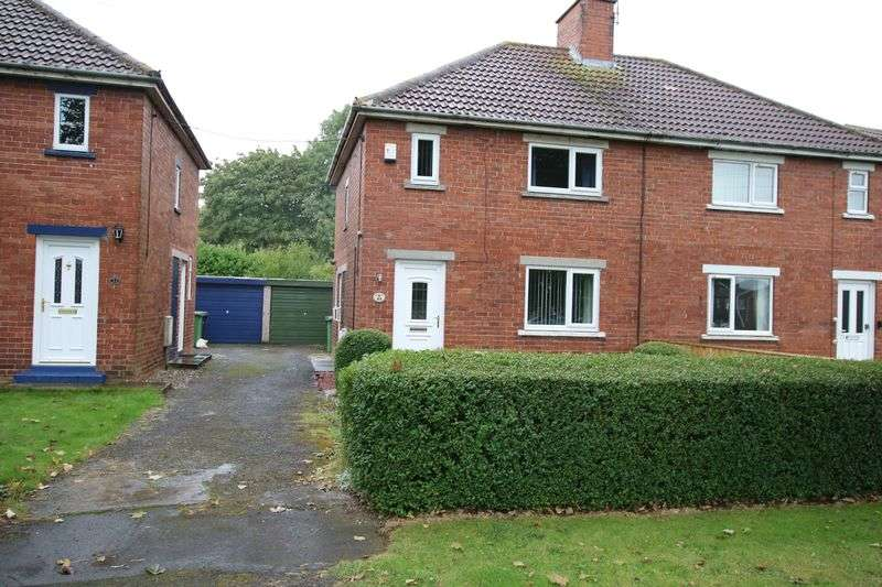 2 Bedrooms Semi Detached House for sale in Durham Road, Newton Aycliffe
