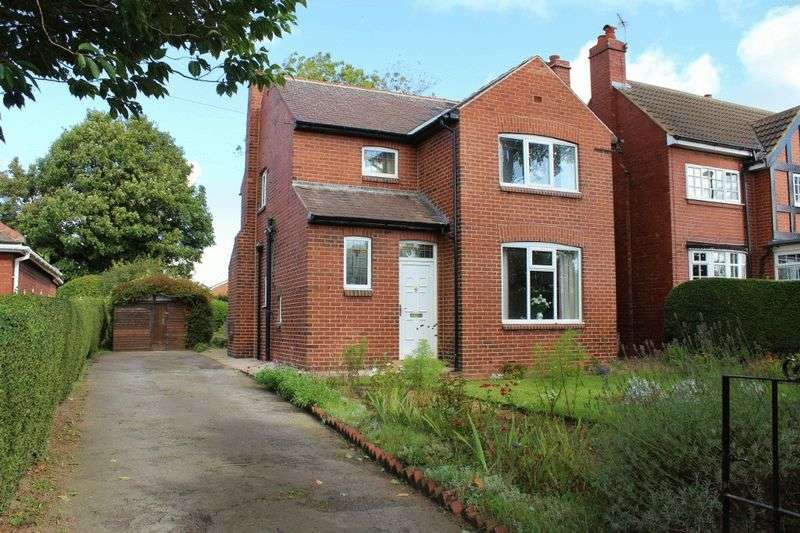3 Bedrooms Detached House for sale in Sheepwalk Lane, Castleford
