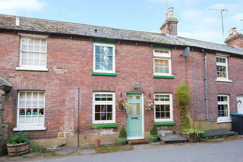 3 Bedrooms Terraced House for sale in Peitley Cottages, Flamstead