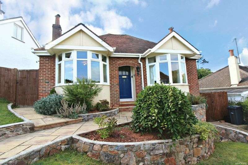 2 Bedrooms Detached Bungalow for sale in All Hallows Road, Paignton