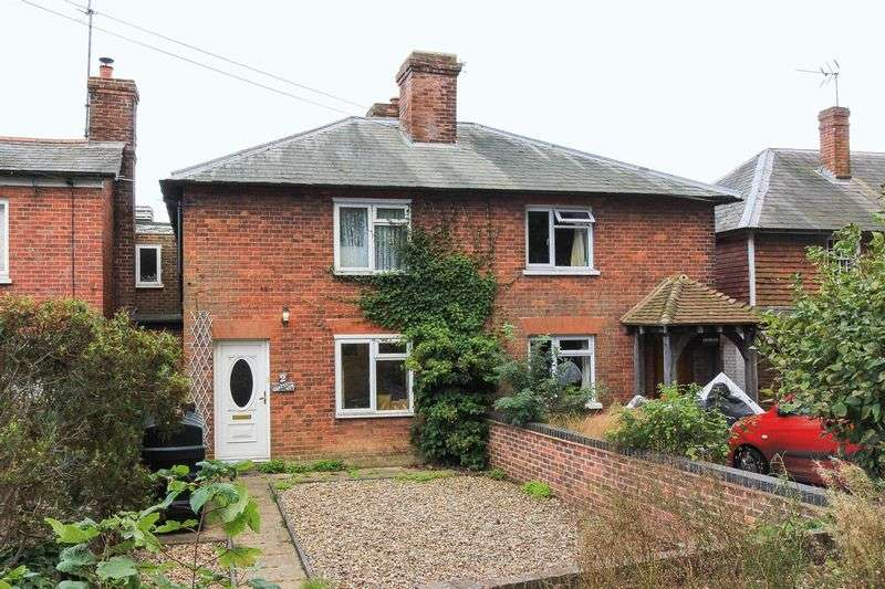 2 Bedrooms Semi Detached House for sale in Chapel Row, Maidstone Road, Matfield