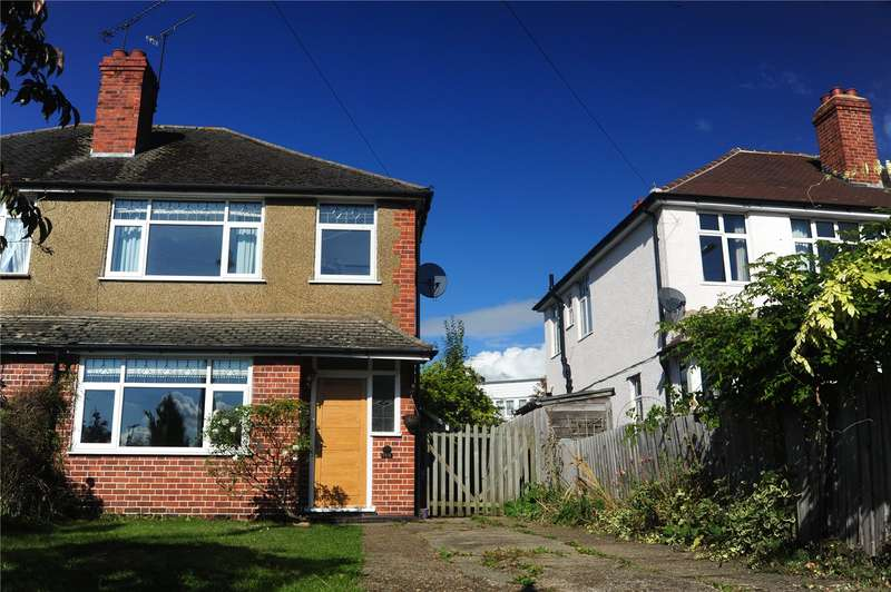 3 Bedrooms Semi Detached House for sale in St Leonards Road, Windsor, Berkshire, SL4