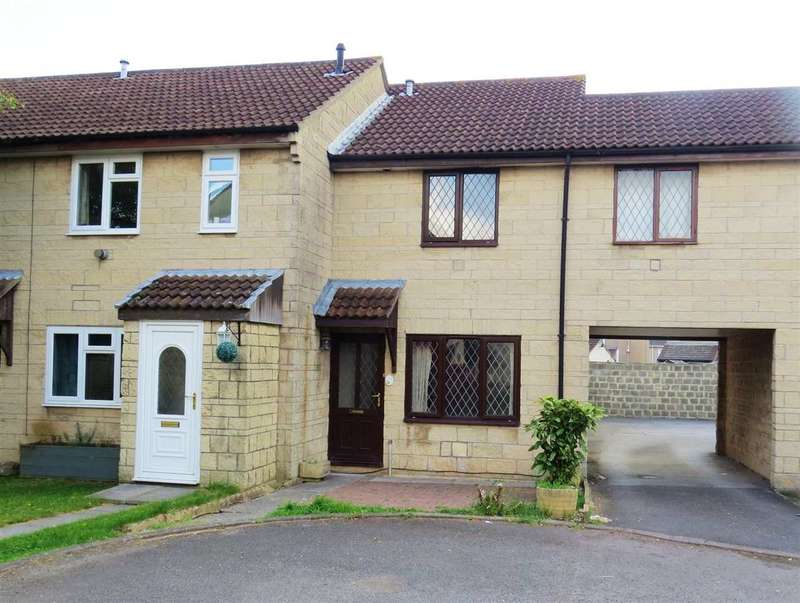 2 Bedrooms End Of Terrace House for sale in Drummond Court, Longwell Green, Bristol
