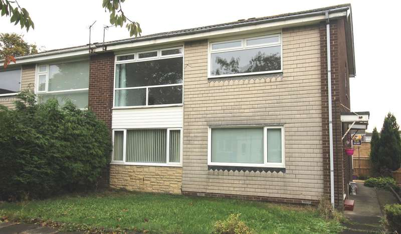 2 Bedrooms Flat for sale in Coomside, Collingwood Grange, Cramlington