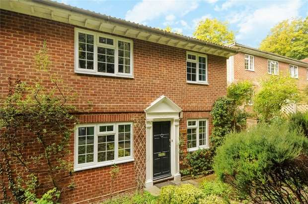 2 Bedrooms Detached House for sale in Winchester, Hampshire