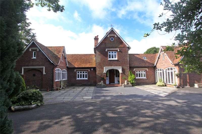 6 Bedrooms Detached House for sale in Marshals Drive, St. Albans, Hertfordshire, AL1