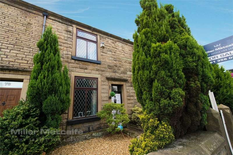 2 Bedrooms Terraced House for sale in Bury Road, Tottington, Bury, Lancashire